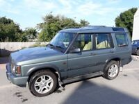 Landrover Discovery Landmark TD5 7 seater great condition Low mileage Leather interior