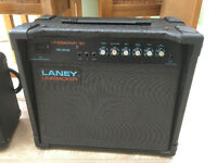 Laney Linebacker 30 Reverb amp