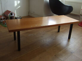 Retro Coffee table - very solid and stable