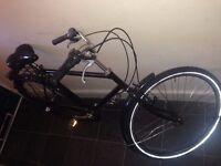 Lovely Black Town Bike For Sale