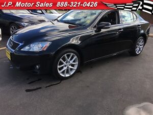 2011 Lexus IS 250 Automatic Leather, Sunroof, AWD