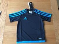Adidas top 4-5yrs bnwt