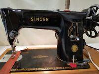 SINGER SEMI INDUSTRIAL SEWING MACHINE
