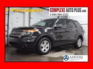 2013 Ford Explorer 7 passagers ECOBOOST