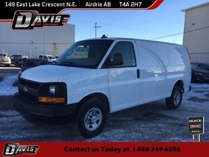 2016 Chevrolet Express 2500 AM/FM RADIO, AIR CONDITIONING, PO...