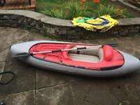 Coleman Inflatable Kayak