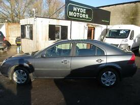 FORD MONDEO 1.8 Graphite 5dr (grey) 2003