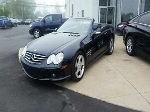 2004 Mercedes-Benz SL500 SL500