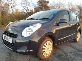 Suzuki Alto 1.0 manual long Mot low miles