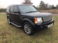 2005 Land Rover Discovery 3 2.7 TDV6, 7 Seater