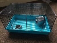 Hamster cage, good condition