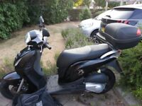 I am selling my Honda PS 125i. Please do not hesitate to contact me at 07591208888 for more details.