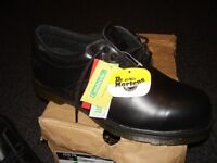 Dr Martens Safety Shoes Air Wair Size 10