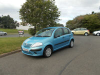 CITROEN C3 DESIRE 1.4 HDI DIESEL £30 PER YEAR ROAD TAX BLUE 2003 BARGAIN ONLY £695 *LOOK*PX/DELIVERY