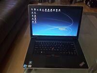 Lenovo Thinkpad Edge 15 Laptop BMW ISTA+ ISTA P INPA Delphi WOW Diagnostic Coding