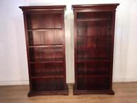 Solid Oak Book shelfs with free delivery within London