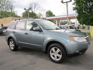 2010 Subaru Forester 2.5X /AWD/AUTOMATIC/WARRANTY AVAILABLE!!!