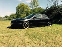 Jaguar x type modified