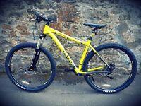 """Brand New Voodoo Bizango 29er 20"""" 20 Speed Award Winning Mountain Bike"""