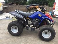 Yamaha 100 quad