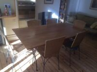 Dining Table and Chairs £100 ONO