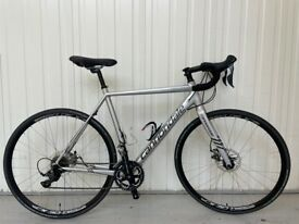 "Cannondale CaadX Sora Disc Cyclocross Bike NEAR NEW!! (21""/54cm)"