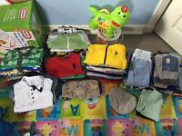 Baby boy 9-12months bundle