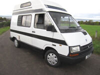 Renault Trafic Autosleeper Rapport ~ 4 Berth ~ 77K miles ~ LONG MOT ~ VGC for age ~ ONLY £4750