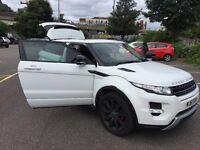 Range Rover dynamic
