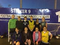 Casual /Fun 5 aside Ladies /Womens football in Leeds -Talented players, get in touch