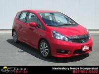 Honda Fit Sport Automatic 2012 ONE OWNER