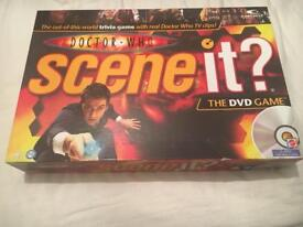 Doctor Who DVD Game