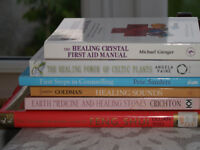 Various Therapy Books for sale