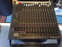 Spirit SX Professional Mixing Desk