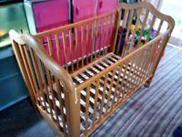 bedside cot for sale.