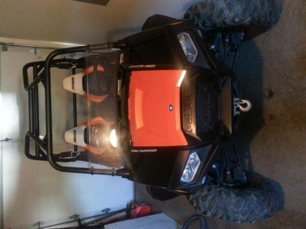 Used 2011 Polaris Razor S 800 EFI