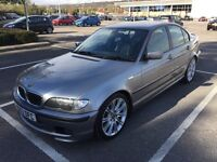 BMW 330D SPORT AUTO / NEW MOT / PX WELCOME / FULLY LOADED / FSH / SAT NAV / WE DELIVER