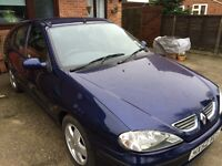 Renault Megane - Long MOT - Good Runner