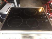 Electric cooker n hob