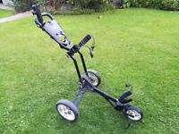 Stewart R1 Push Trolley