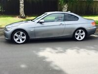 bmw 3 series coupe 320D