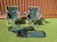 High gear children's camping chairs