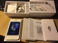 Apple iPhone 4s - 16GB - White - UNLOCKED - BOXED