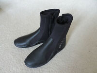 Odyssey 5mm Wetsuit Boots UK7 - Brand New