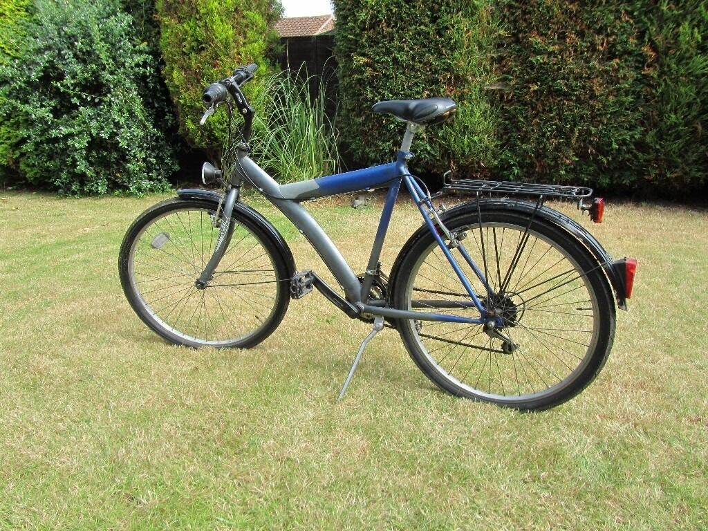 Gents bikein Stowmarket, SuffolkGumtree - Gents bike. recent new tyres and tubes. A good bike, but would benefit from some tidying up