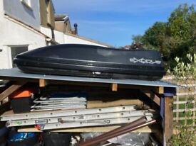Exodus Roof Box 1800mm x 600mm Good Condition