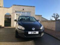 Vw golf 1.6 tdi diesel.. mint condition..FULL year MOT.. LOWMILES only 30kmiles FULL service history