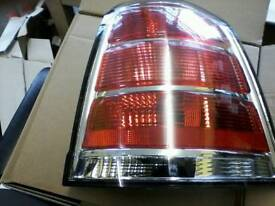 Zafra tail lamp