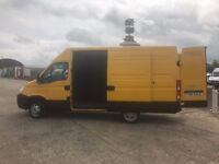2008 TWIN WHEEL IVECO DAILY 35C12 MWB