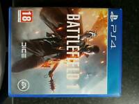 Ps4 + 1 controller + hdmi cable + power lead + battlefield 1